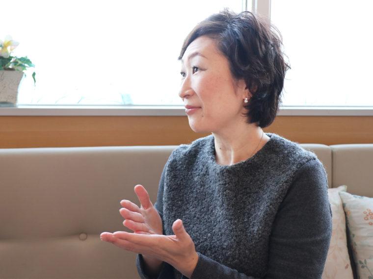 株式会社ペディキュール代表西谷裕子