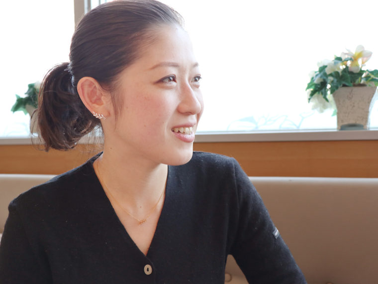Lisa's Cake Market代表の栗山莉沙さん