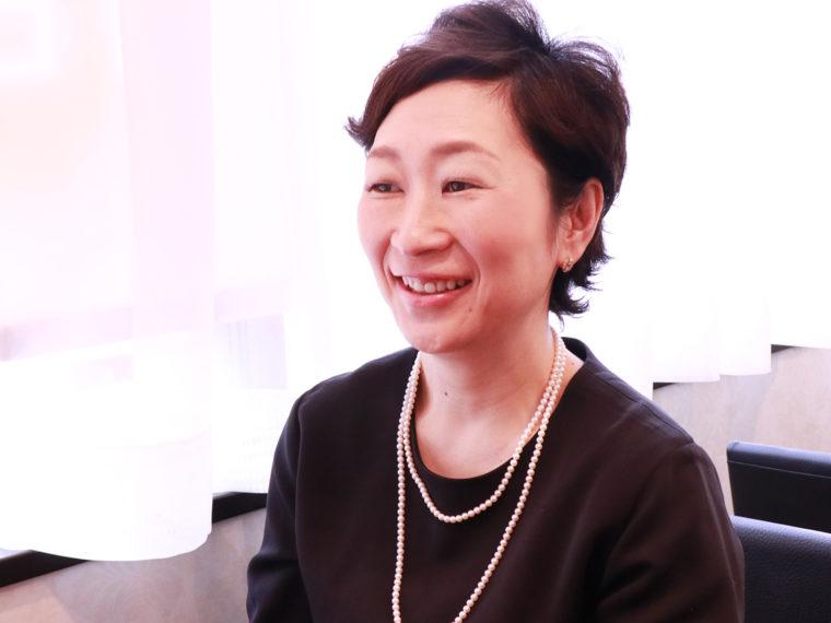 ペディキュール代表西谷裕子